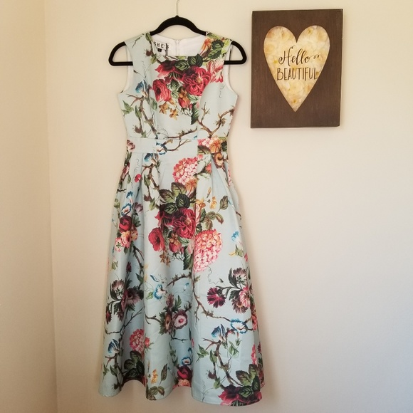 4091b139831 She s Stylewe Midi Floral Dress